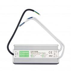 Alimentatore Stagno 100W - 12V IP67