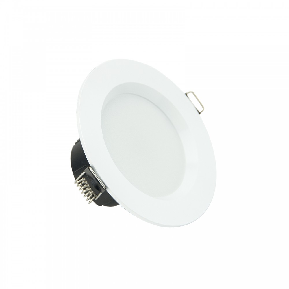 Faretti Da Incasso Per Interni A Led.Faretto Led Da Incasso 7w Foro O88 100mm