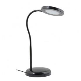 Lampada da tavolo LED 6W mod. Desk Black