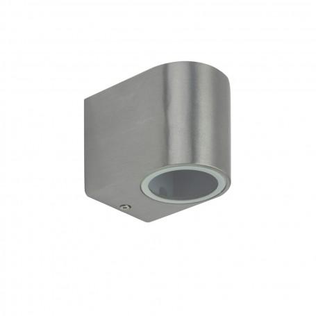 Applique da esterno Monodirezionale GU10 Silver