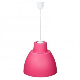 Lampadario a sospensione Pink E27