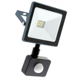 Faro Slim 10W con Sensore di Movimento