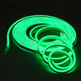 LED Neon Flex Professional Verde