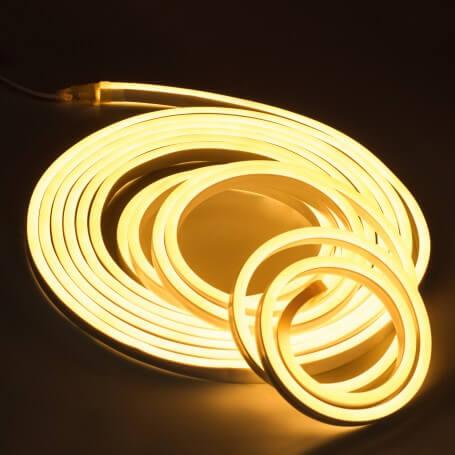 LED Neon Flex Professional Giallo