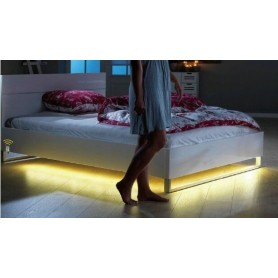 Kit striscia LED Sottoletto, doppia strip , 2 sensori di movimento
