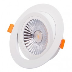 Faro LED da incasso ORIENTABILE 18W