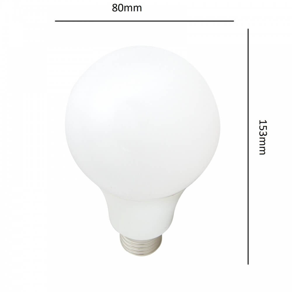 Lampada led a80 e27 20w for Lampade e27 a led