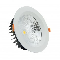 Faro LED da Incasso 40W - foro ø230mm