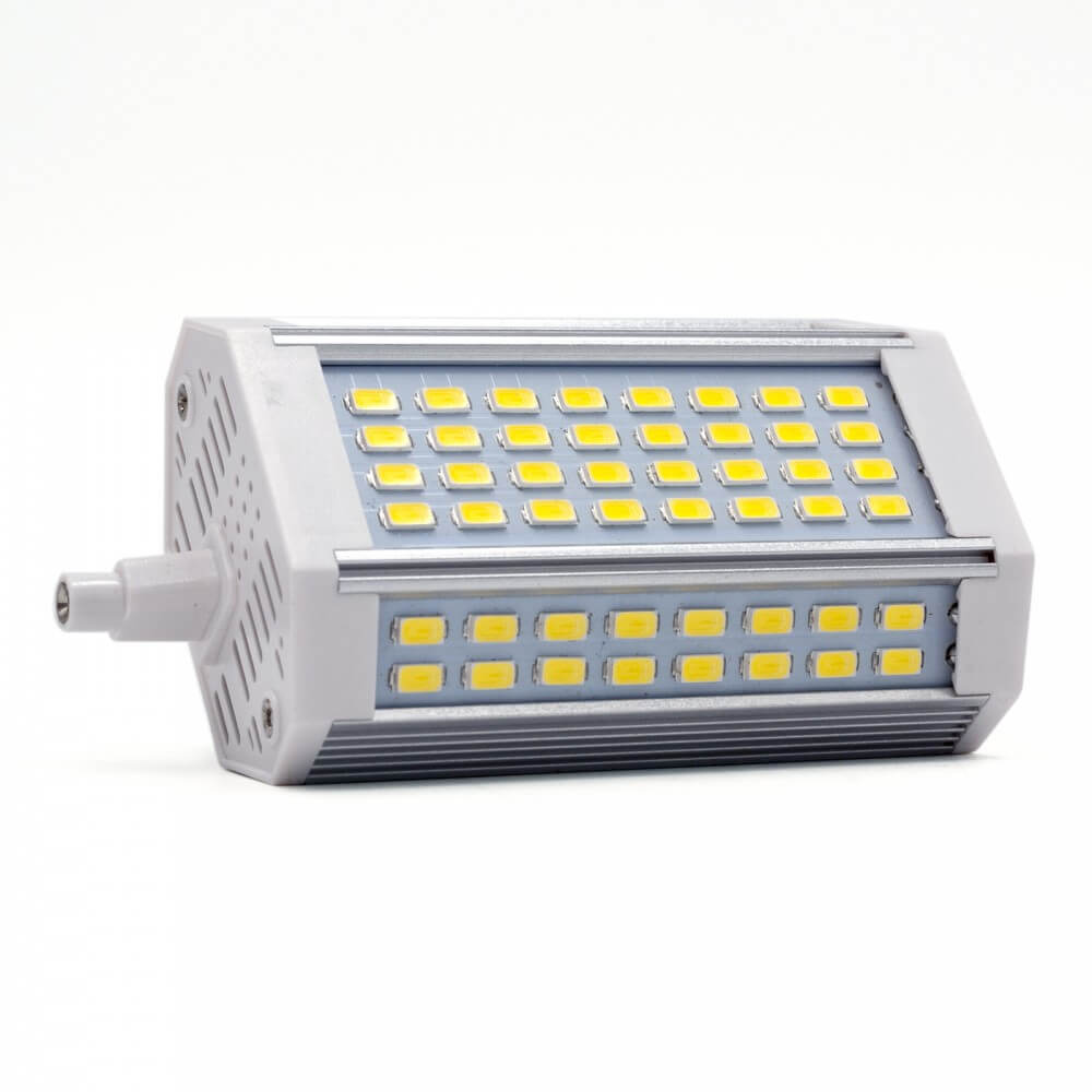 Lampada led 30w r7s 118mm for Lampada led lineare r7s