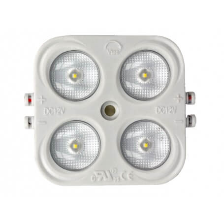 Modulo LED 4 chip