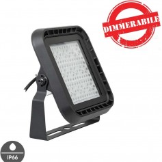Faro LED 100W 14.000lm dimmerabile 1-10V IP66