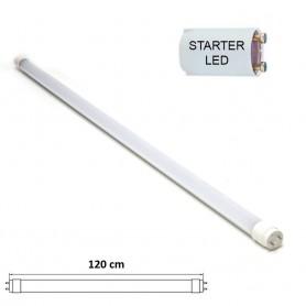 Tubo LED T8 16W da 120 cm - Starter Incluso - ACQUISTO MINIMO 20PZ