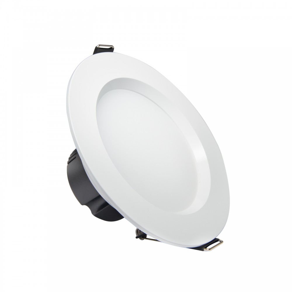 Faretto A Incasso Led.Faretto Led Da Incasso 9w Foro O105 120mm