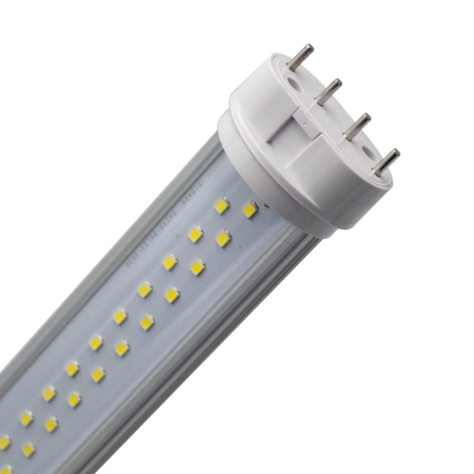 Accensione Lampadario Con Telecomando lampada led 22w da 535 mm 2g11