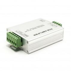 Amplificatore controller RGB alimentazione 12A 12/24Vdc