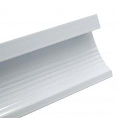 Profilo Segnapasso Incassato Bianco 1m e 2m