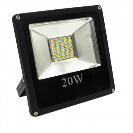 Faro LED 20W - Slim Essential