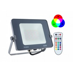 Fari LED RGB multicolore